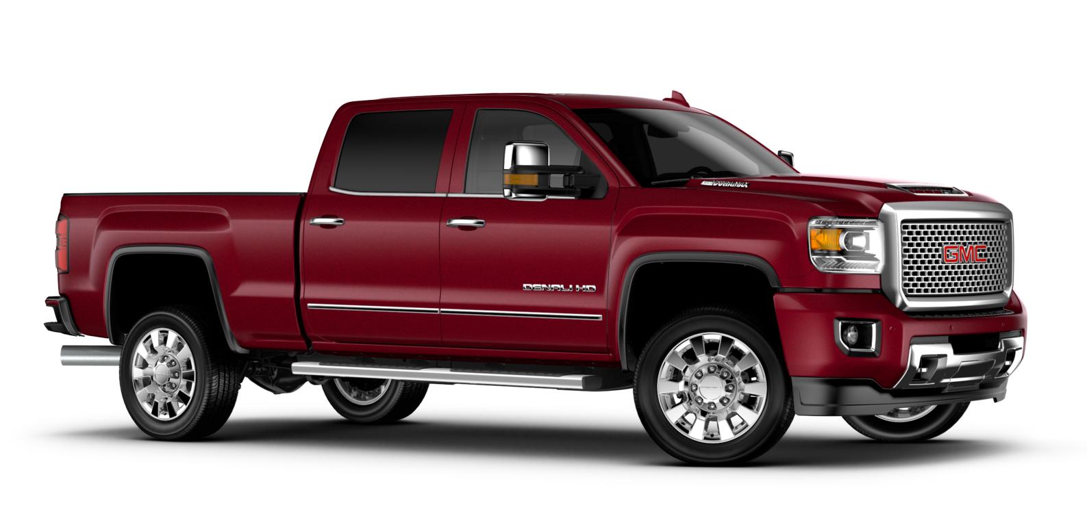 most expensive truck - sierra-2500-denali