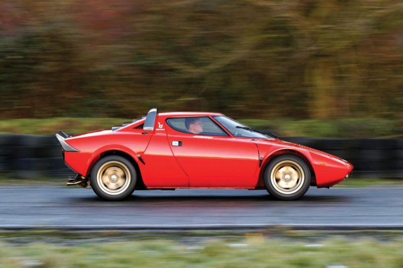 The Wedge Car - Lancia Stratos