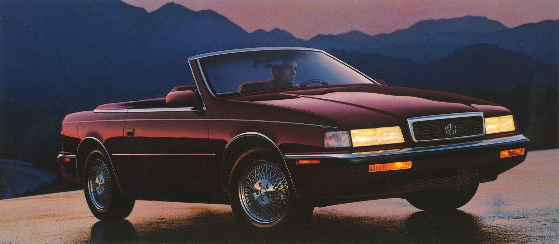 Mopar Cars - Chrysler TC