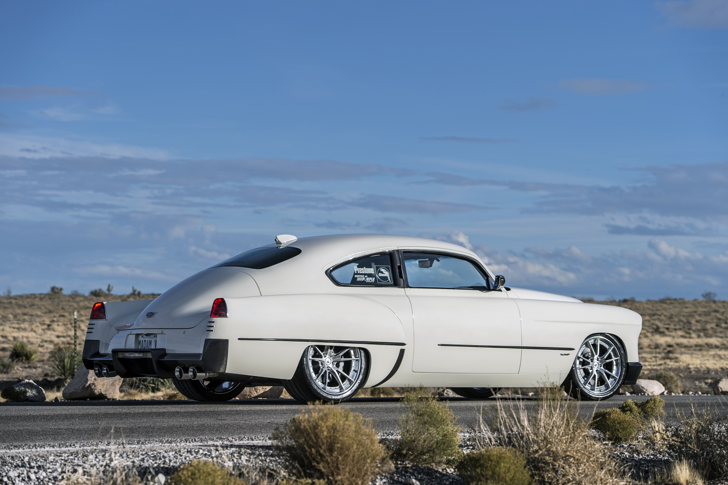 ring brothers 1948 cadillac