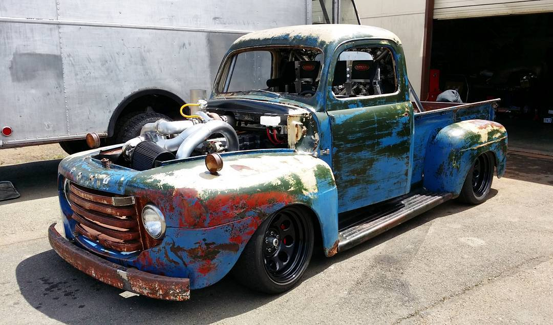 Restomod Trucks SEMA - 1949-ford-f-1