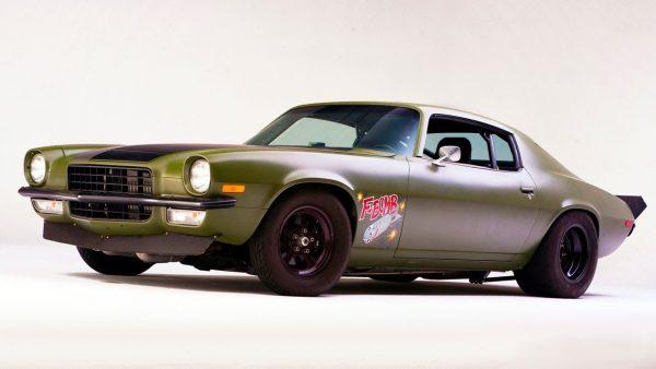 1973 Chevrolet Camaro F-Bomb