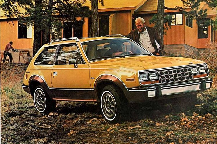 AMC car models - 1981-eagle-kammback-2