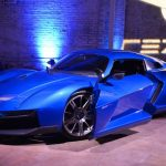 2017 Rezvani Beast Alpha Looks Mean, Especially With Open Doors