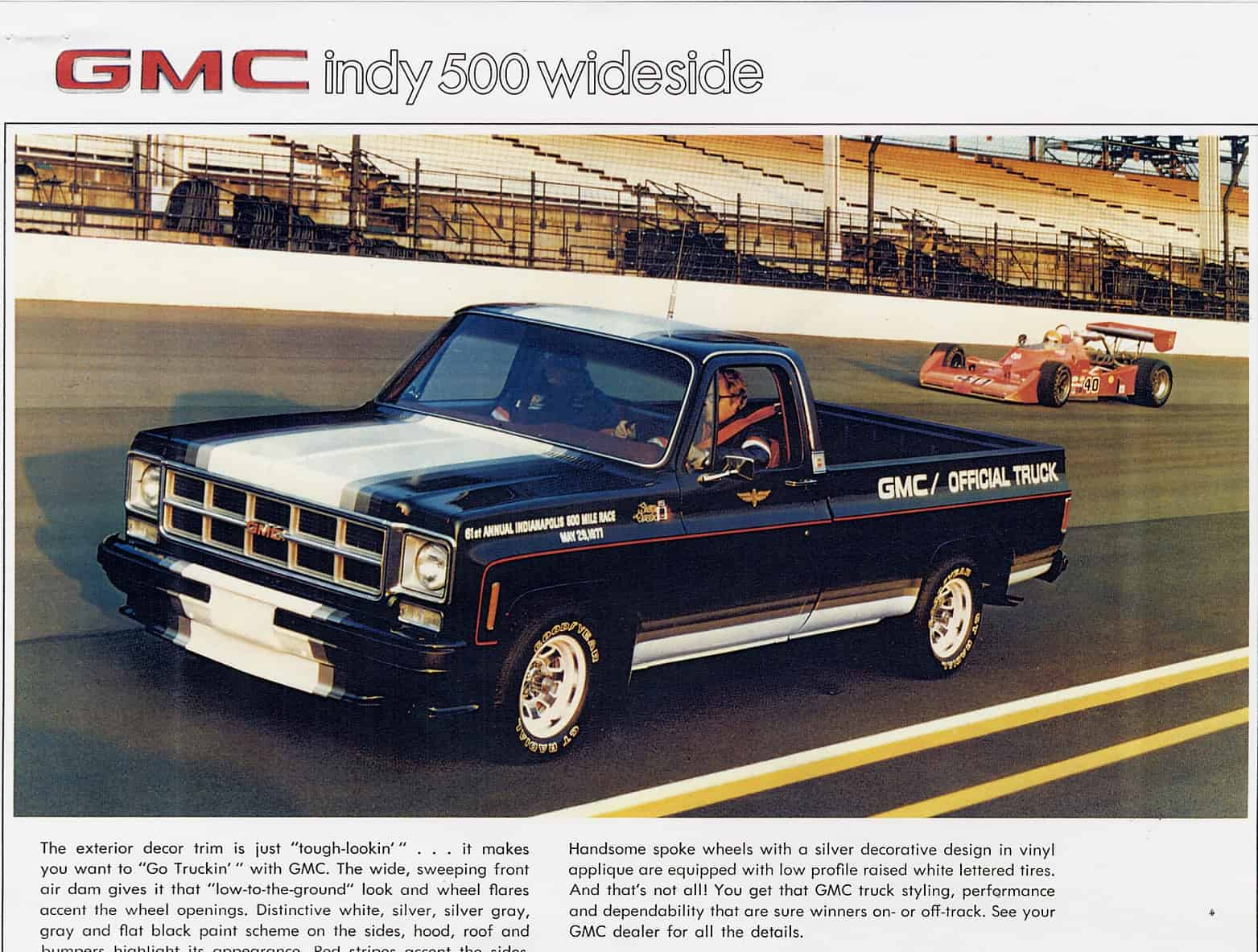 Rare Trucks - 77indy3