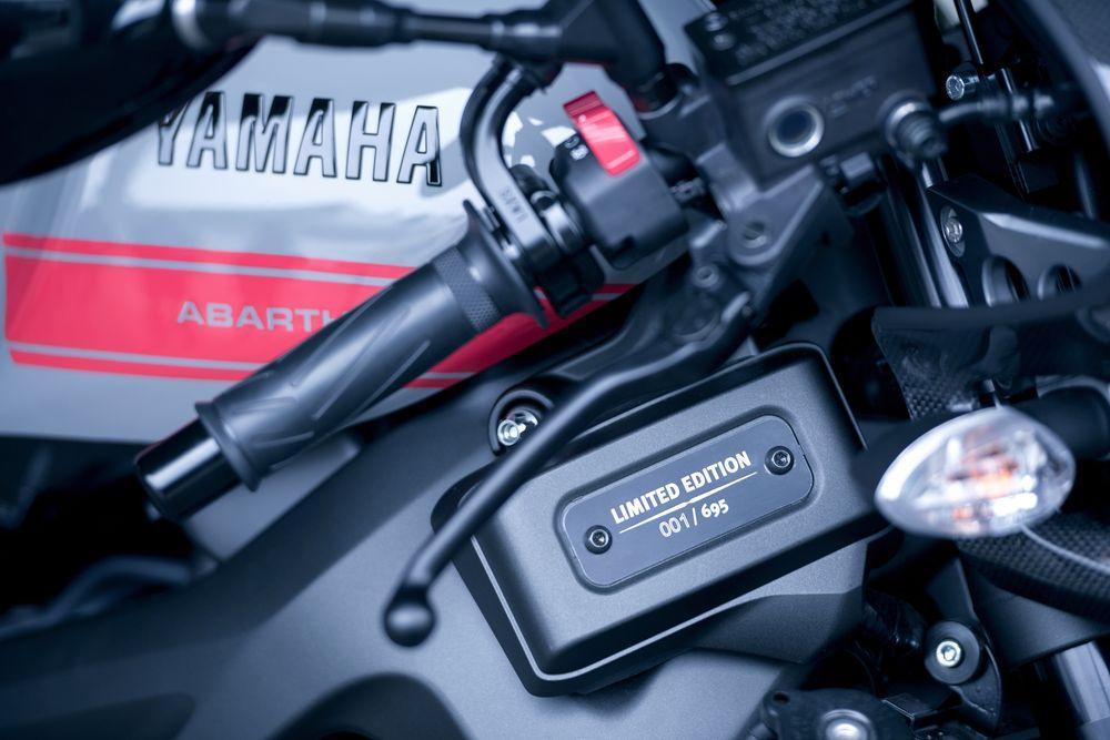 Yamaha XSR900 Abarth 5