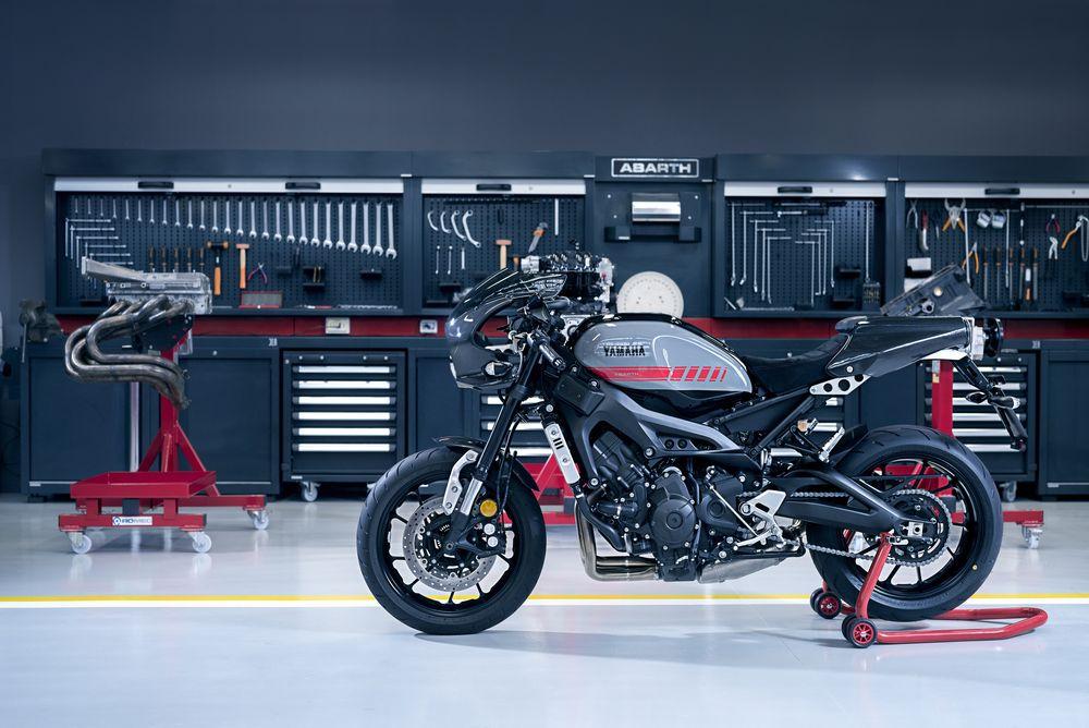 Yamaha XSR900 Abarth 8