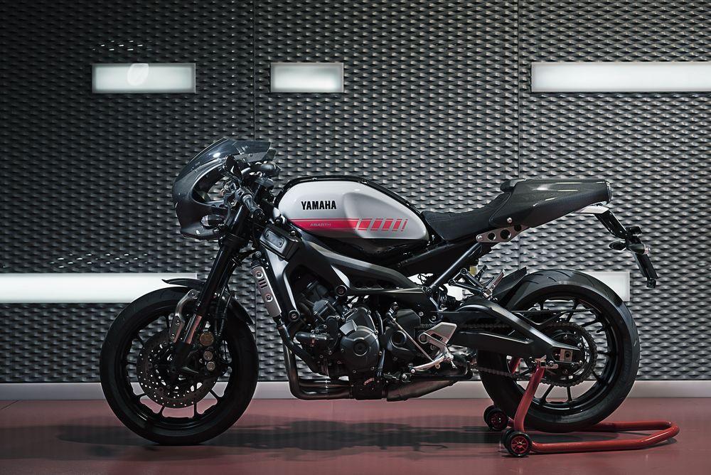 Yamaha XSR900 Abarth 10