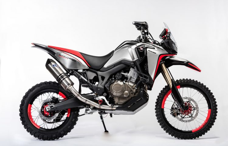 Honda Africa Twin Enduro Sports Concept 1