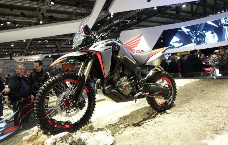 Honda Africa Twin Enduro Sports Concept 3