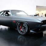 Mopar's Shakedown Challenger SEMA Concept Blends The Best Of 1971 and 2017 Models