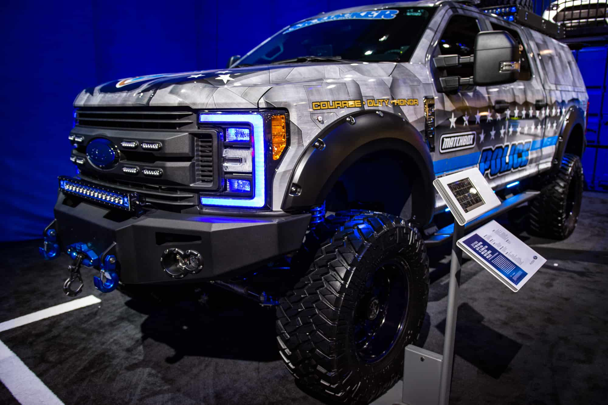 15 of the Baddest Modern Custom Trucks and Pickup Truck Concepts