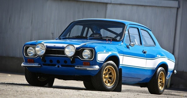 Furious 6's 1970 Ford Escort RS1600