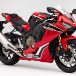 The 2017 Honda CBR1000RR Base Model Emerges!