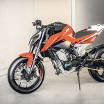 KTM's Awesome Parallel Twin 790 Duke Prototype!