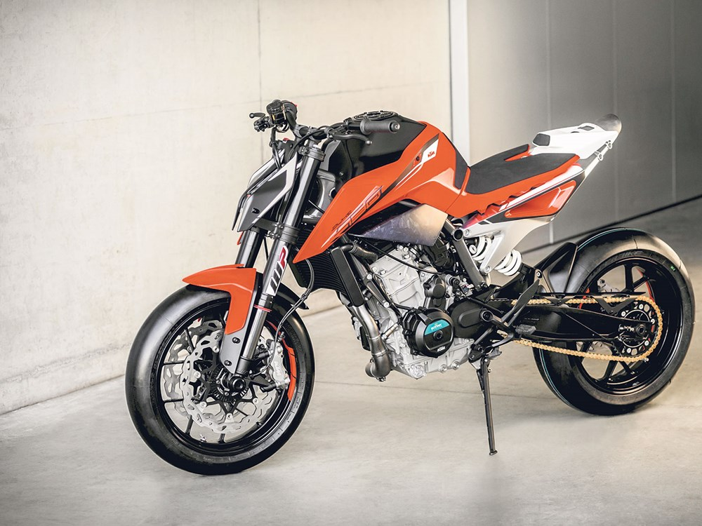 KTM Duke 790 Prototype 1