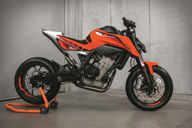 KTM Duke 790 Prototype 7