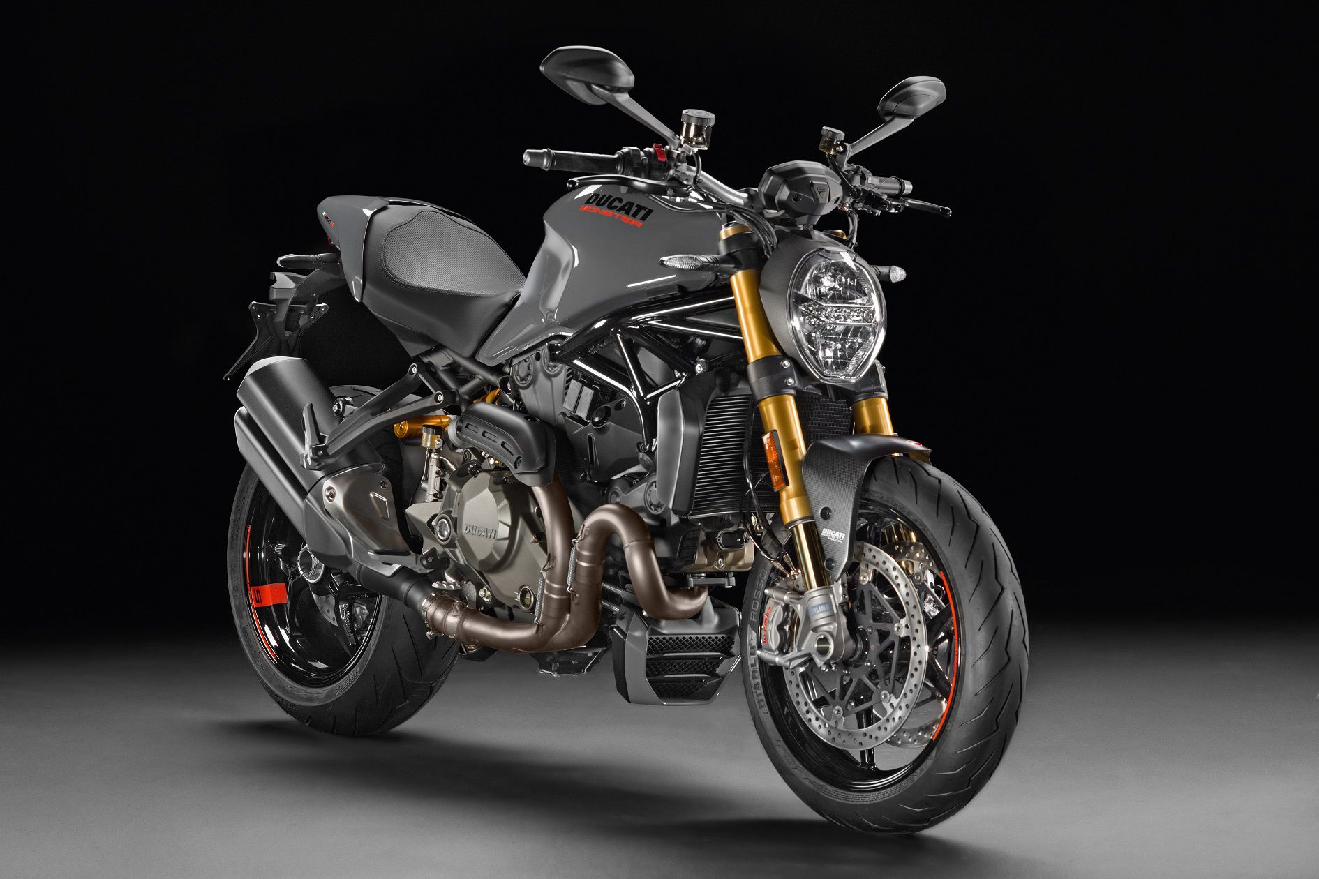 New Ducati Monster 1200s 3