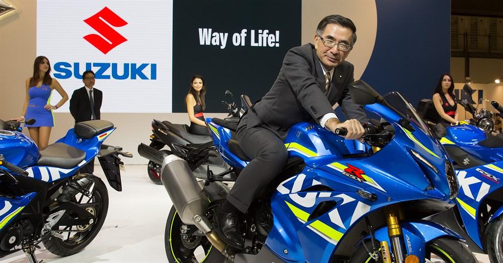 Future Suzuki Motorcycles 1