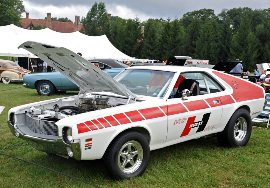 AMC car models - amc-amx-920-11