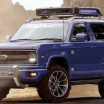 It's on! New Ford Bronco Development Has Begun in Australia
