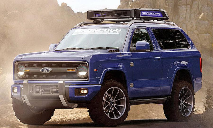 New Ford Bronco >> It S On New Ford Bronco Development Has Begun In Australia