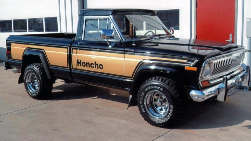 Rare Trucks - honcho
