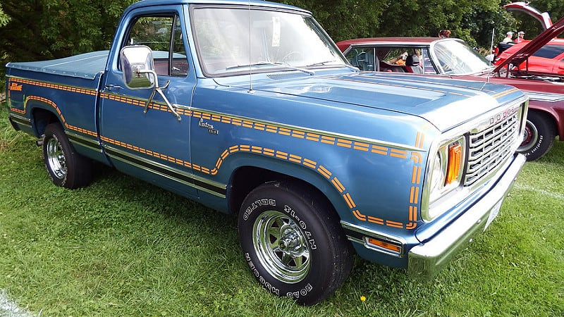 Rare Trucks - Dodge jean-machine
