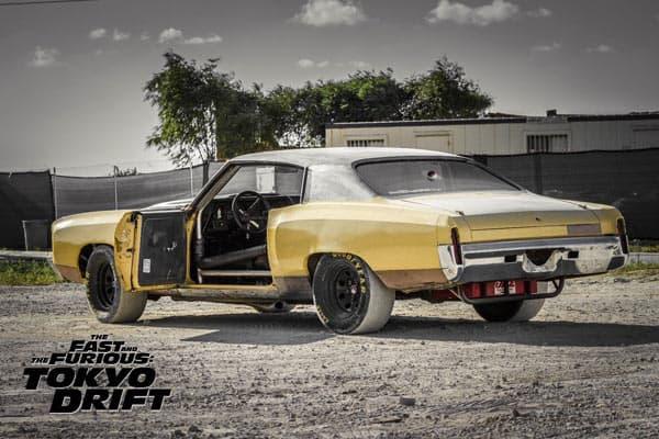Tokyo Drift 1972 Chevrolet Monte Carlo