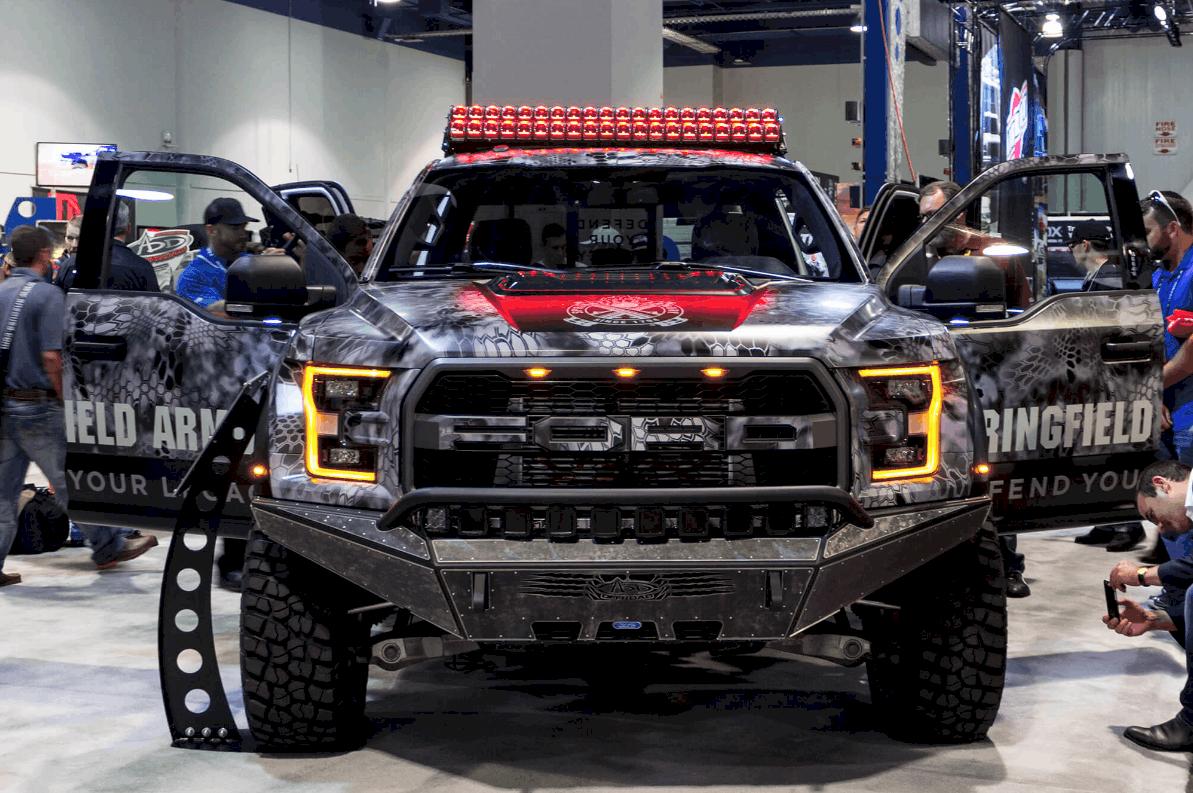 Custom Pickup Trucks >> 15 Of The Baddest Modern Custom Trucks And Pickup Truck Concepts