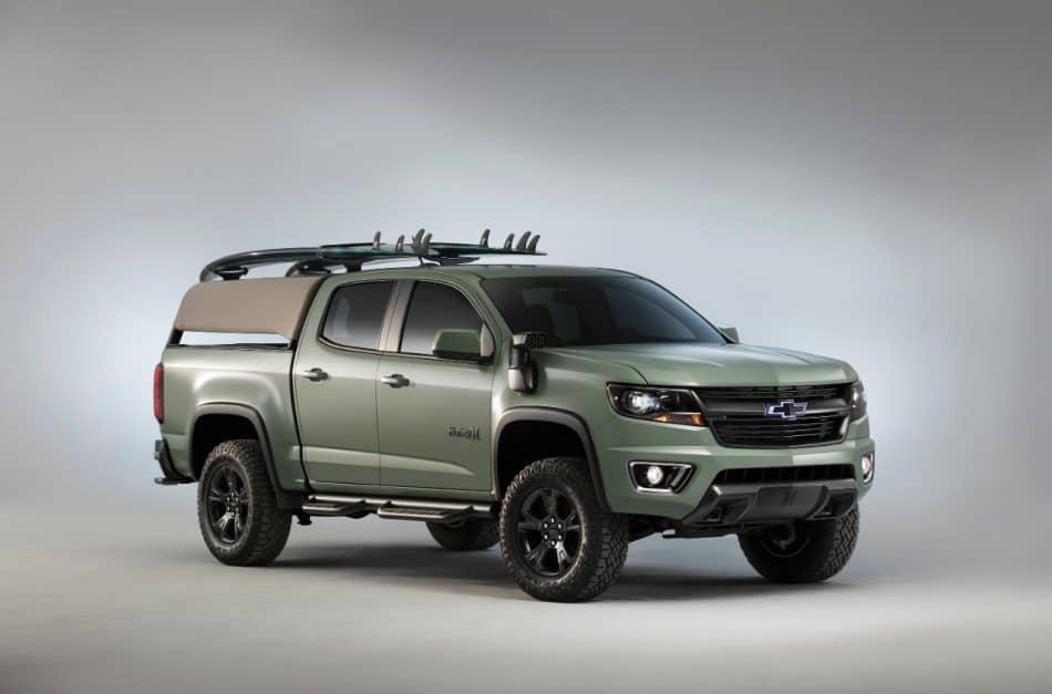 Custom Pickup Trucks & Concept Trucks - z71-hurley
