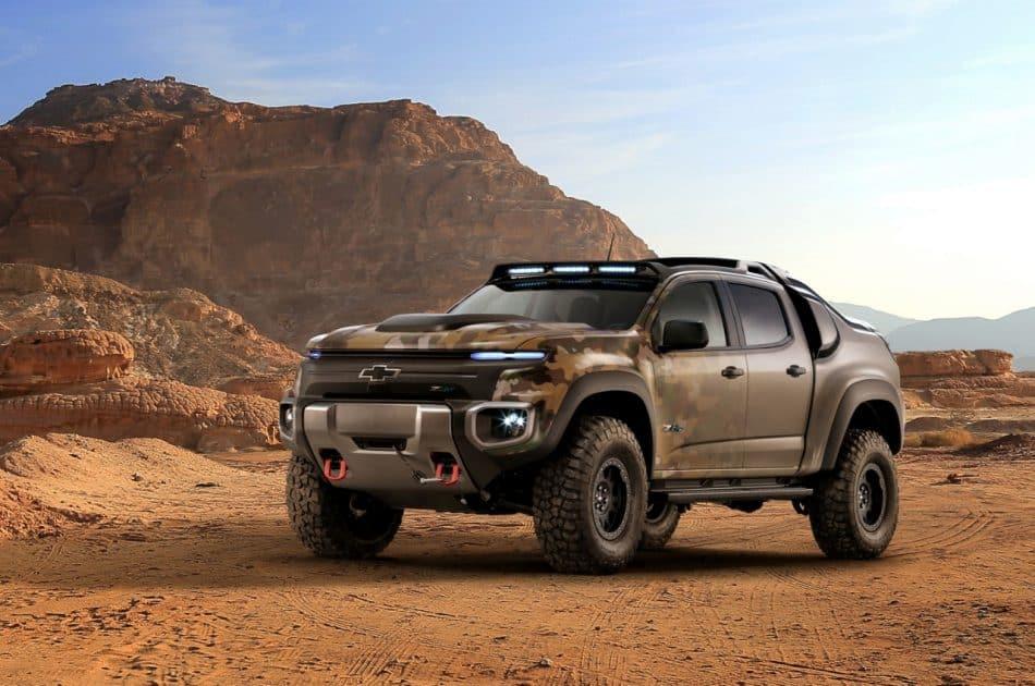Custom Pickup Trucks & Concept Trucks - zh2