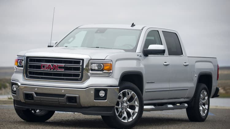 15 Used Pickup Trucks You Should Avoid At All Cost 2017 Gmc Sierra 1500 Electrical Problems