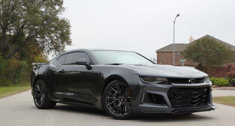 phastek performance finished the first lowered 2017 camaro zl1. Black Bedroom Furniture Sets. Home Design Ideas