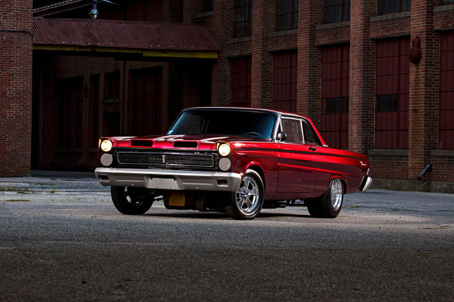 Restored 1965 Mercury Comet Cyclone Goes Way Beyond A Stock Rebuild
