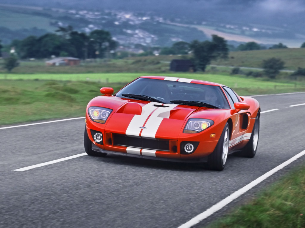 Unreliable Horsepower Rating - Ford GT