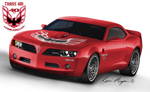 2017 GTO Rendering 5