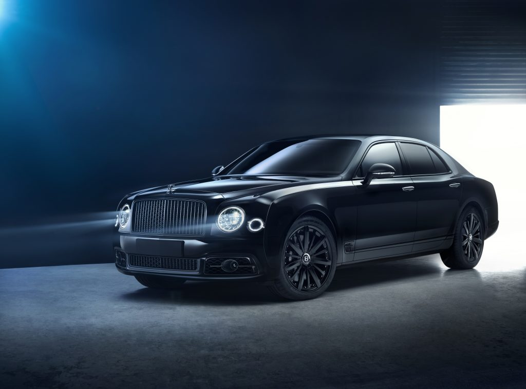 Bentley Mulliner's Bespoke Mulsanne Speed for George Bamford