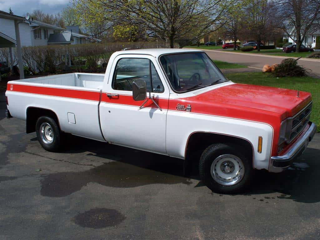 All Chevy 1980 chevy k10 : All of 73-87 Chevy and GMC Special Edition Pickup Trucks Part I