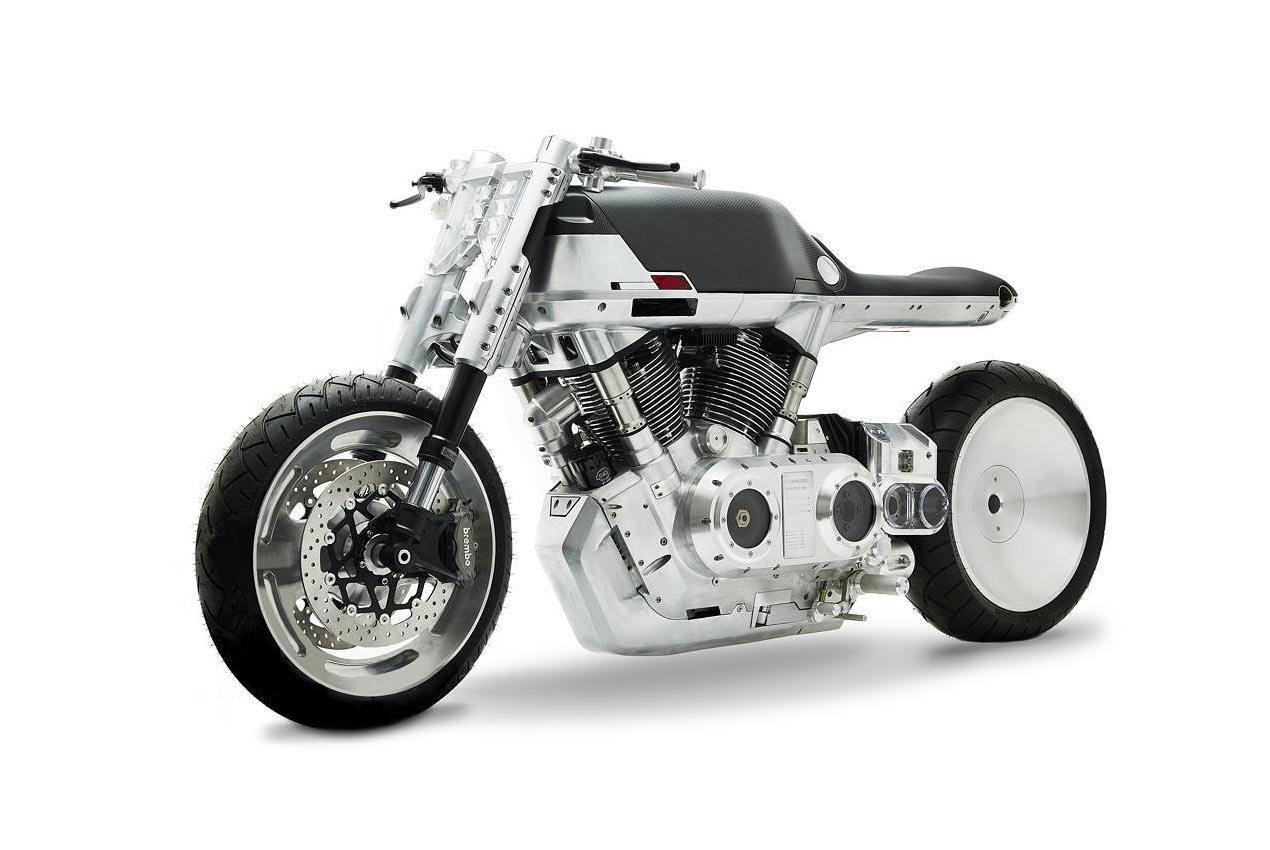 Vanguard Motorcycles Roadster 3