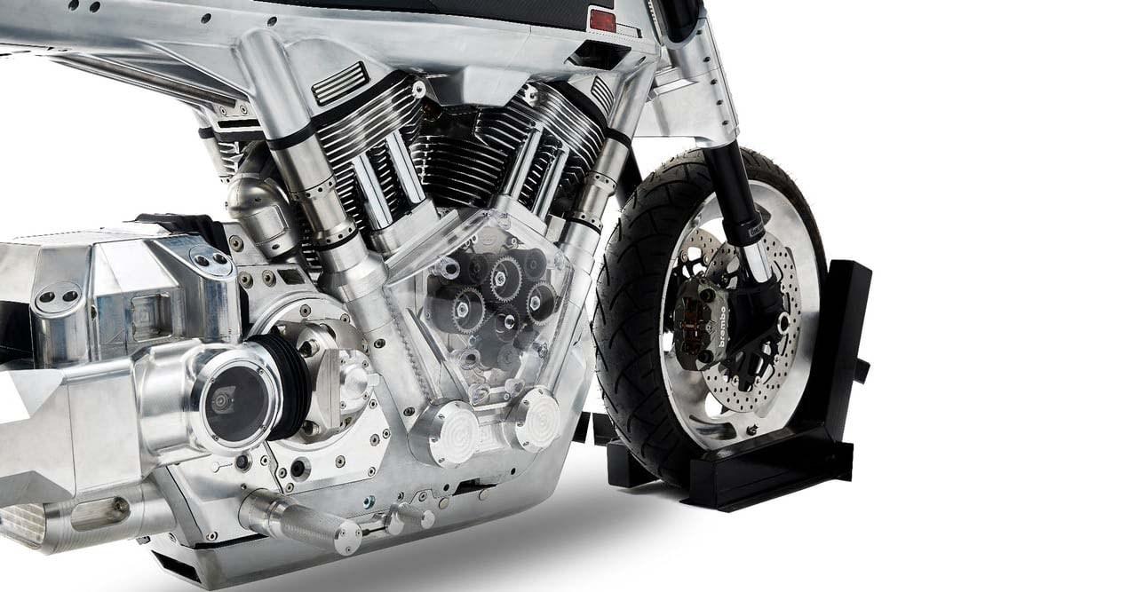 Vanguard Motorcycles Roadster 7