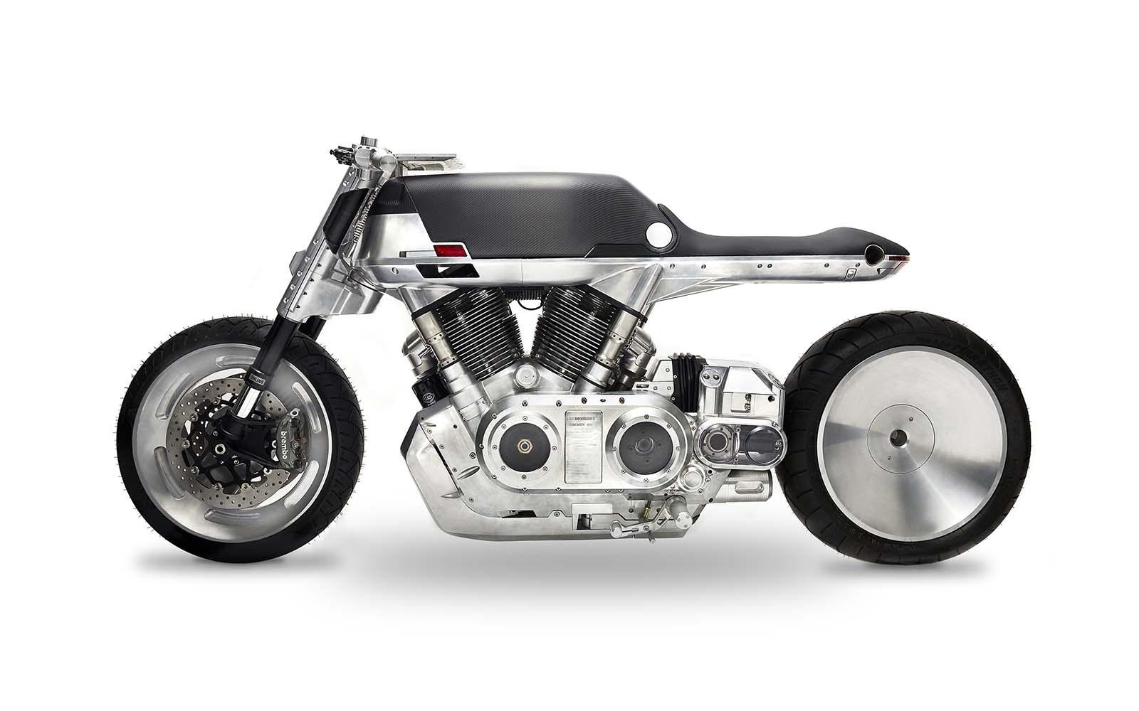 Vanguard Motorcycles Roadster 1
