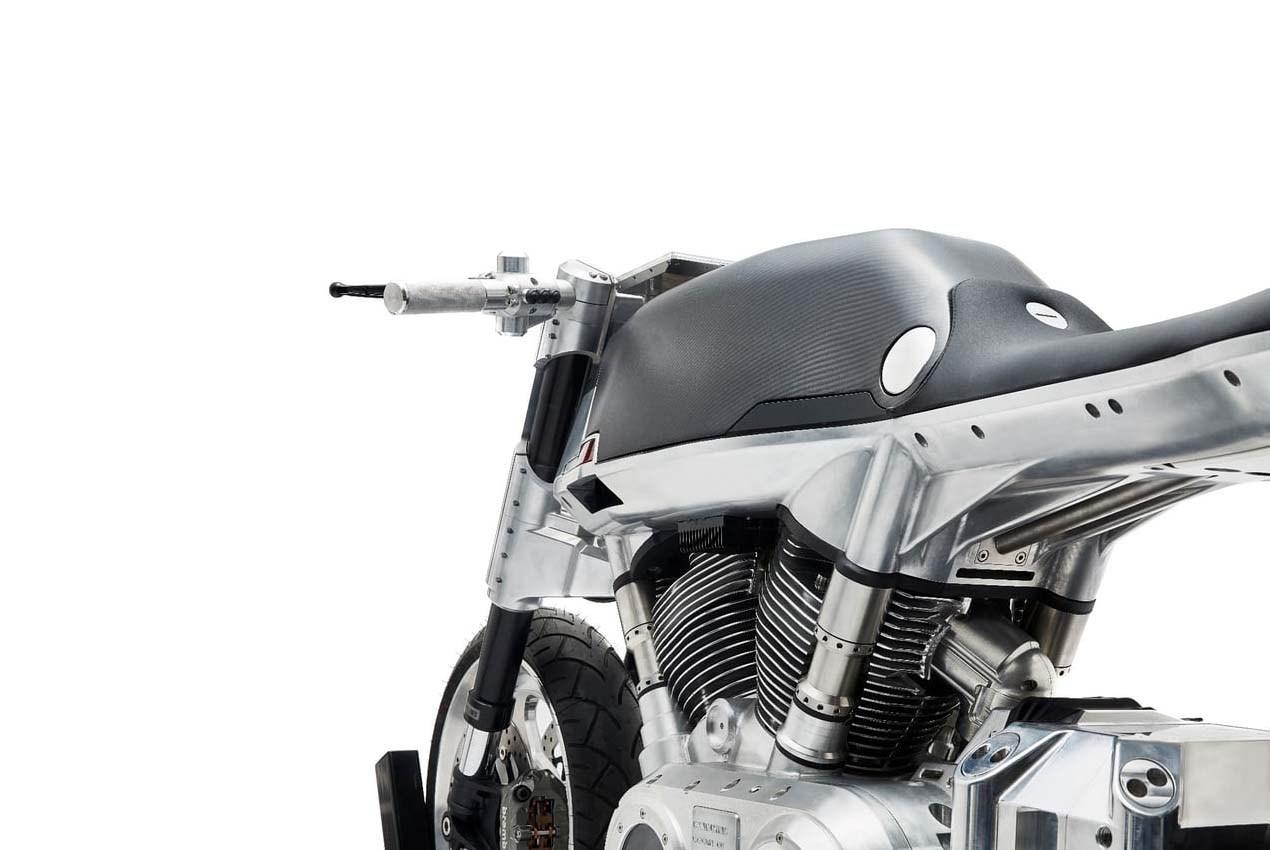 Vanguard Motorcycles Roadster 5