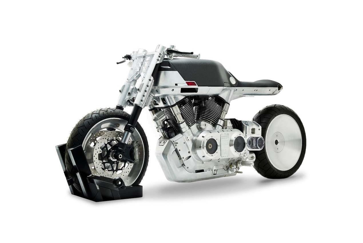 Vanguard Motorcycles Roadster 8