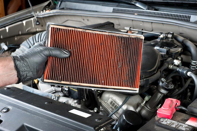 Is an air filter change a mechanic scam?