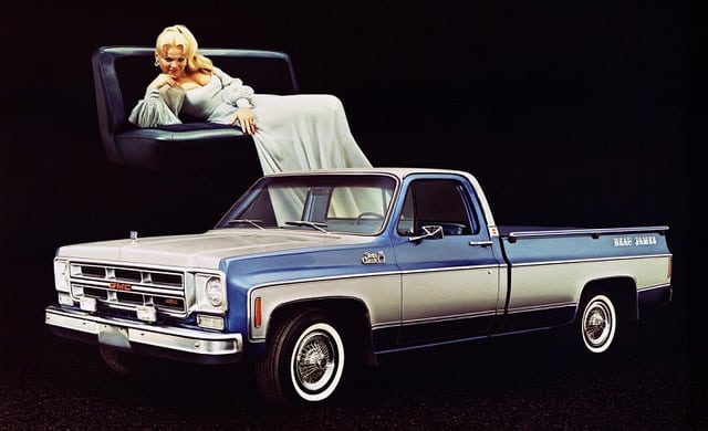 James Wood Chevrolet >> All of 73-87 Chevy and GMC Special Edition Pickup Trucks ...
