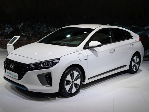 The Ioniq Is One Of First Hybrids To Hit Market Without Claiming Have Re Written Book On Green Technology And Awareness