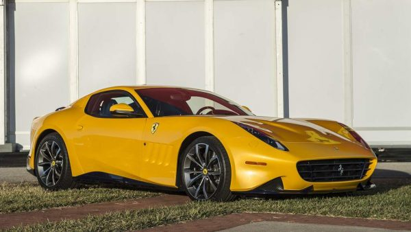Ferrari Just Build A One-Off SP275 RW Competizione For A Man Who Is Not Afraid Of Paying Extra