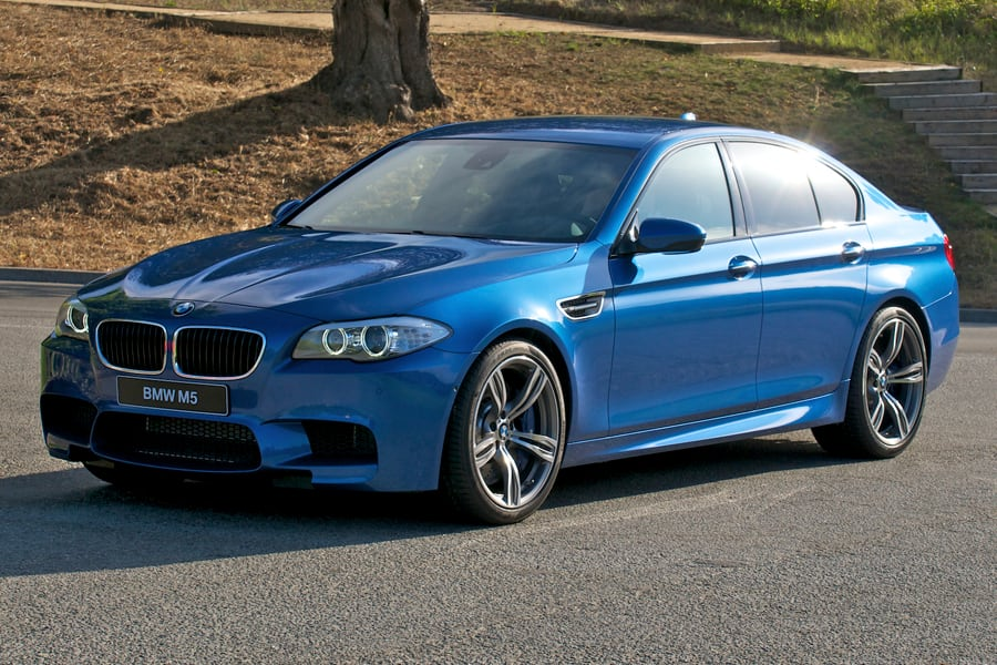 Unreliable Horsepower Rating - BMW M5