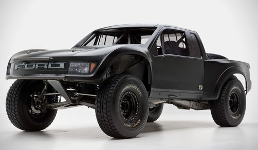 Jimco's Trophy Truck Inspired By The Ford Raptor